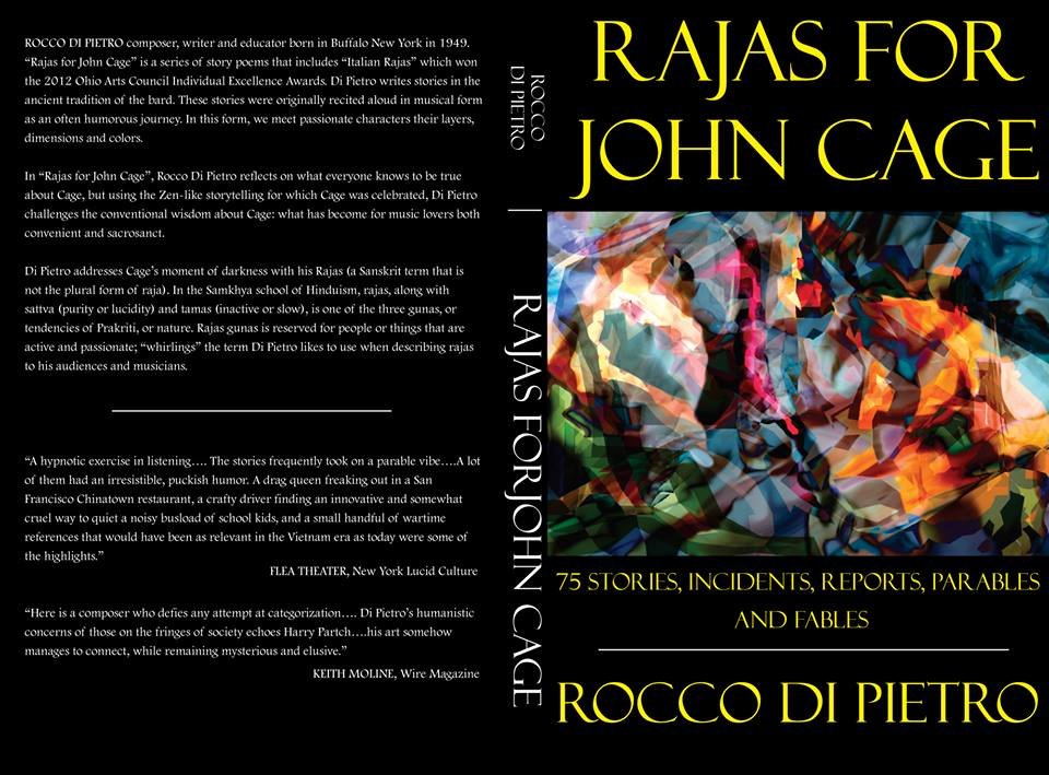 Rajas for John Cage Cover